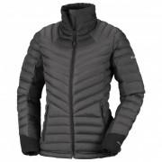 Columbia - Women's Windgates Jacket - Veste synthétique taille XS, noir/gris
