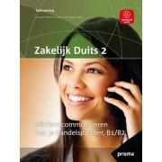 Prisma taalcursussen Zakelijk Duits 2 - Efficient communiceren met je handelspartner B1/B2