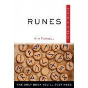 Runes, Plain & Simple: The Only Book You'll Ever Need, Paperback/Kim Farnell