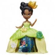 Мини кукла с променяща се рокля Тиана, Hasbro, B8962