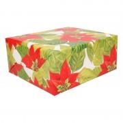 Shoppartners Kerst cadeaupapier/inpakpapier 200 x 70 cm op rol print 11