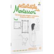 Timpul - Activitatile mele Montessori