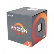 Procesor AMD Ryzen 5 1500X 4C/8T 3.6/3.7GHz Boost,18MB,65W,AM4 box, with Wraith Spire 95W cooler