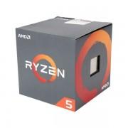 Procesor AMD Ryzen 5 1500X 4C/8T 3.6/3.7GHz Boost,18MB,65W,AM4 box, with Wraith Spire 95W cooler
