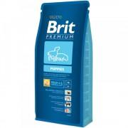 Hrana uscata pentru caini Brit Premium Puppies, 15 Kg