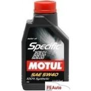 Ulei motor MOTUL Specific VW 505.01/502.00/505.00 5W40 1L