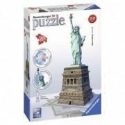 Ravensburger 3d Puzzle - Statua della libertà in 108 pezzi