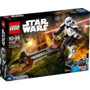 LEGO Star Wars Scout Trooper & Speeder Bike - 75532