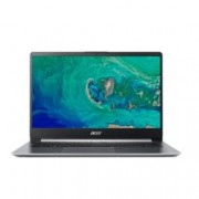 "Лаптоп Acer Aspire Swift 1 SF114-32-P19M (NX.GXUEX.001)(сребрист), четириядрен Gemini Lake Intel Pentium N5000 1.1/2.7 GHz, 14.0"" (35.56 cm) Full HD IPS Anti-Glare Display, (HDMI), 4GB DDR4, 128GB SSD, 1x USB Type-C, Windows 10, 1.30 kg"
