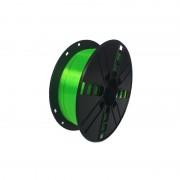 Filament pentru Imprimanta 3D 1.75 mm PETG 1 kg - Verde (GMB)