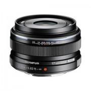 Olympus M.Zuiko Digital ED Obiettivo 75mm 1:1.8, Micro Quattro Terzi, per Fotocamere OM-D e PEN, Nero