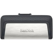 SanDisk Dual Drive TYpe C 64 GB OTG Drive(Silver, Grey, Type A to Type C)