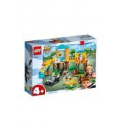 Lego Juniors - Disney Pixar Toy Story 4 - Buzz & Porzellinchens Spielplatzabenteuer 10768