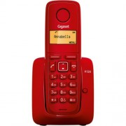 Bežični telefon Gigaset A120, Crveni