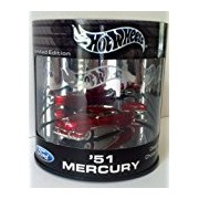 HOT WHEELS OIL CAN '51 FORD MERCURY DROP TOPS DESIGNER'S CHOICE SERIES 3 OF 4 LIMITED EDITION