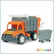 Боклукчийски камион - оранжев WADER