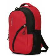 LeeRooy 19 inch Inch Laptop Backpack(Red)