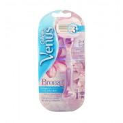 Gillette Venus Breeze 1Ks Shaver With 2 Razor Refills Per Donna (Cosmetic)