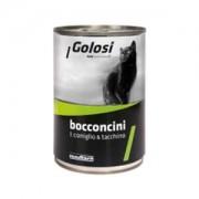 GOLOSI CAT BOCCONCINI CONIGLIO E TACCHINO 405GR