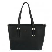 Dámská černá kabelka Flora & Co F9126