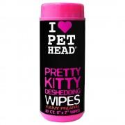 PET HEAD Pretty Kitty мокри кърпички за котки - 50 броя