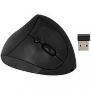 ewent Wireless Ergonomic Mouse EW3150 Optical Black
