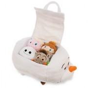 Disney Tsum Tsum OLAF BAG SET FROZEN FEVER (Includes 3.5 Tsum Tsums Elsa Anna Sven and a Snowgie)