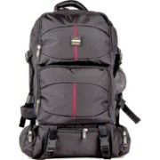 One Up Expandable Red -01 Rucksack - 40 L(Brown)