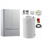 Pachet centrala termica Immergas Victrix Maior 35 TT X cu boiler Atlas 120 litri