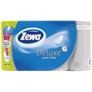 Hartie igienica 3 straturi pure white 8 buc/set Zewa
