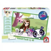 Schmidt Puzzle Pet Shop 494890 (18413)