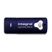 Memorie USB Integral Crypto Dual 8GB USB 3.0 Fips 197