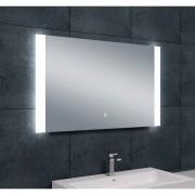 Wiesbaden Sunny dimbare LED condensvrije spiegel 100x60cm 38.3791