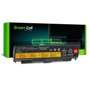 Bateria Green Cell para Lenovo ThinkPad W540, W541, T540p, L540 - 4400mAh