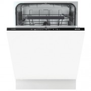 Gorenje Dishwasher GV66261 Built in, Width 60 cm, Number of place settings 13