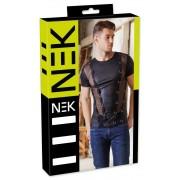 NEK Powernet Rings Matte Short Sleeved T Shirt Black 2161125