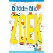 Dikkie Dik: Reuzenzoekboek - Jet Boeke