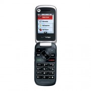 Verizon Motorola Entice W766 Replica Toy Phone (Black And Silver)