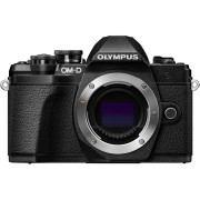 OLYMPUS Hybride camera E-M10 Mark III Body Zwart (V207070BE000)
