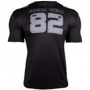Gorilla Wear Fresno T-shirt - Black/Gray - L
