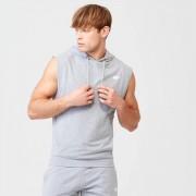 Myprotein Hoodie Sem Mangas Form - L - Grey Marl