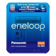Panasonic eneloop Akku AAA eneloop storage case 4 Stück (BK4MCCE4LE)