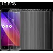 10 PCs Para ASUS Zenfone 2 5 Pulgadas Ze550ml / Ze551ml 0.26mm 9h Dureza Superficial 2.5D A Prueba De Explosion Tempered Glass Screen Film