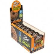 JIM BUDDY'S Pack de 6 Donut de Proteína Sabor Chocolate-Laranja