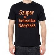 Szuper nagypapa - Tréfás póló