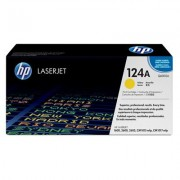 HP 124A Laserjet Yellow Print Cartridge