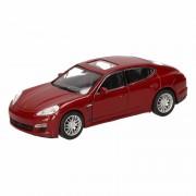 Porsche Speelgoed rode Porsche Panamera S auto 12 cm - Action products