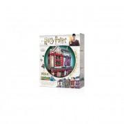 3D puzzle Harry Potter Kviddics 305db-os