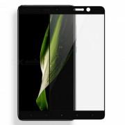 Protector de pantalla de vidrio templado Naxtop para Xiaomi Mi 5S Plus - Negro
