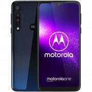 Motorola One Macro Blauw